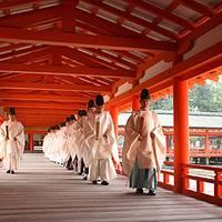 嚴島神社(いつくしまじんじゃ)