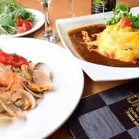 Luxury egg caf'e LUANLUANLUAN (ラグジュアリーエッグカフェ ランランラン)