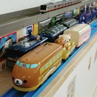 鉄道カフェ Train Toys (トレイントイズ) の写真 (3)