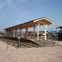 黒野駅レールパーク(黒野駅ミュージアム)