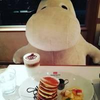 みひゃんさんが撮った ムーミン ベーカリー&カフェ 東京ドームシティ ラクーア店 の写真