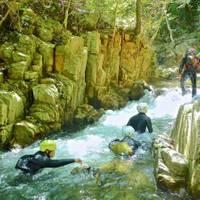 自然派企画 兵庫シャワークライミングツアー