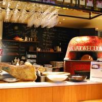 PIZZA SALVATORE CUOMO (ピッツァ・サルバトーレ・クオモ) 豊洲店