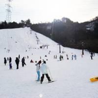 赤子山スキー場 スノーパル