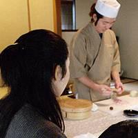 京菓匠 七條甘春堂 和菓子体験教室 の写真 (3)