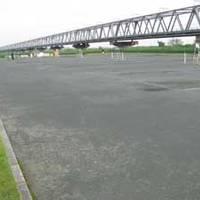 富士川河川敷憩いの広場
