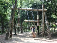 東京の子連れお出かけにおすすめのアスレチック施設7選
