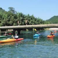 自然屋かわじん 小川リバーカヌー・カヤックツアー の写真 (3)