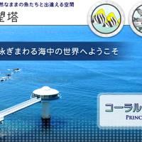 白浜海中展望塔(しらはまかいちゅうてんぼうとう)