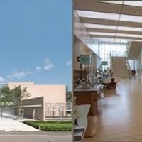 新潟市立中央図書館 ほんぽーと