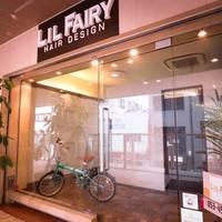 リルフェアリー カラー エクステンション 街中店(Li'lFairy color extension)
