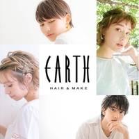 アース 熊本下通店(HAIR & MAKE EARTH)