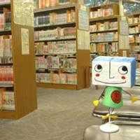 広島市まんが図書館 の写真 (3)