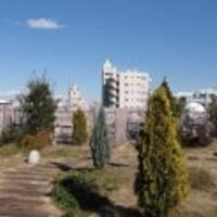 武蔵小山駅ビル屋上庭園
