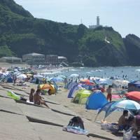 角田浜海水浴場(かくだはま)