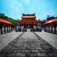 孔子廟・中国歴史博物館(こうしびょう・ちゅうごくれきしはくぶつかん)