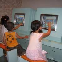 さいたま市防災センター防災展示ホール