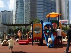 新宿で子連れお出かけ&遊び場15選!デパートの子供向け屋上広場や小学生向け買い物にも