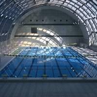 有明スポーツセンター 屋内プール