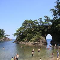 城山海水浴場
