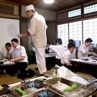 京菓匠 七條甘春堂 和菓子体験教室 の写真 (2)