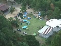きなりの郷 下北山スポーツ公園キャンプ場