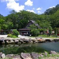 ナラ入沢渓流釣りキャンプ場(ならいりさわけいりゅうづり) の写真 (2)