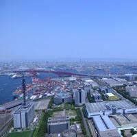 大阪府咲洲庁舎展望台 の写真 (2)