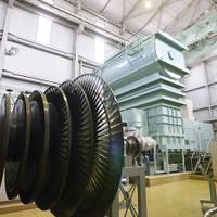 山川地熱発電所展示室