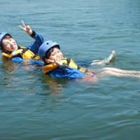 日本アウトドアサービス 信濃川ラフティングツアー の写真 (2)