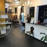ヘアサロン エリア(hair salon Area)