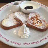 ドキンズ ハート シェイプ カフェ (Dokin's Heart Shape Cafe)