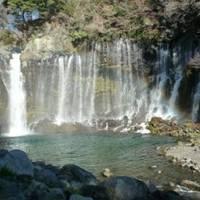 白糸の滝 の写真 (1)
