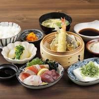 天ぷら海鮮 米福 (こめふく) シャミネ松江店