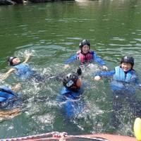 YHAラフティング 木曽川(犬山) ラフティングツアー