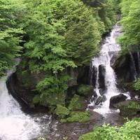竜頭の滝 の写真 (1)