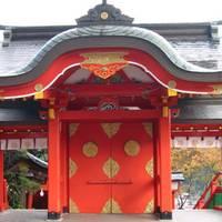 太鼓谷稲成神社(たいこだにいなりじんじゃ)