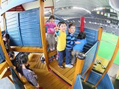 札幌にある雨でも子連れで楽しめる場所10選!砂場遊びやボールプールも