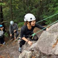 ゼログラビティー 比良山系(獅子岩/大原) ロッククライミング