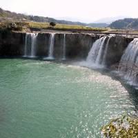 原尻の滝 の写真 (2)
