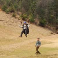バーズパラグライダースクール 京都・亀岡 パラグライダー
