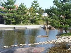 二子玉川公園へのお出かけコース。水遊びもできます!