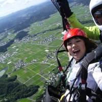 バーズパラグライダースクール 京都・亀岡 パラグライダー の写真 (2)