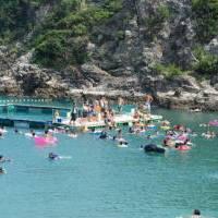 くじら浜海水浴場 の写真 (3)