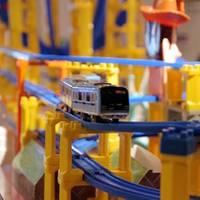 プラレールが走るカフェ 子鉄 の写真 (3)