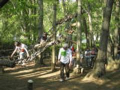 栃木のアスレチックで遊べる公園30選!人気井頭公園から宇都宮や日光の子供向け複合遊具も