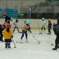 大阪プール アイススケート場