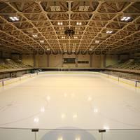 月寒体育館(スケート場)